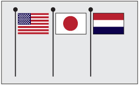 Blue star mothers of america flag etiquette for Proper us flag display